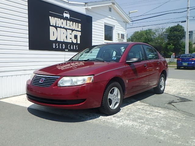 2005 Saturn ION SEDAN 5 SPEED 2.2 L in Halifax, Nova Scotia