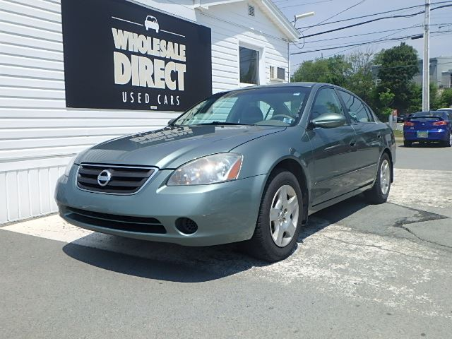 2004 NISSAN ALTIMA SEDAN 2.5 L in Halifax, Nova Scotia