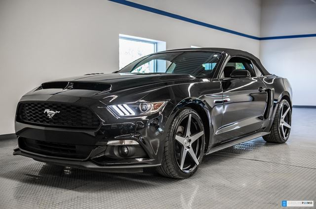 2015 Ford Mustang           in Repentigny, Quebec
