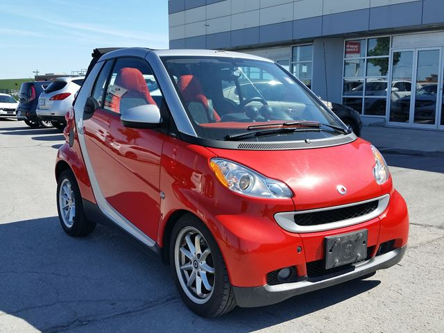 2008 SMART FORTWO Passion in Newmarket, Ontario