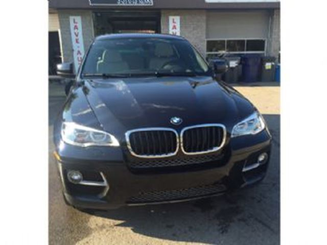 2014 BMW X6 M Sport Package AWD in Mississauga, Ontario