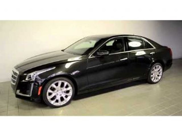 2014 Cadillac CTS Luxury All Wheel Drive in Mississauga, Ontario