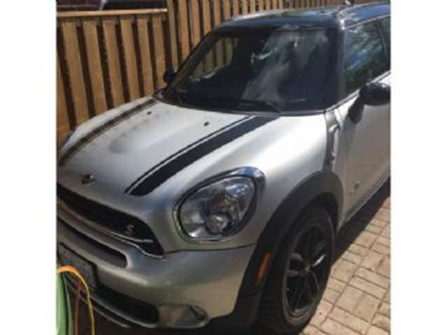 2015 MINI COOPER Countryman S AWD in Mississauga, Ontario