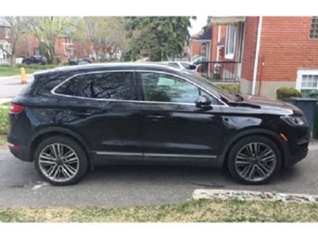 2016 LINCOLN MKC AWD Reserve 300A, 2.3L, Prepaid Maintenance, Wear Care in Mississauga, Ontario