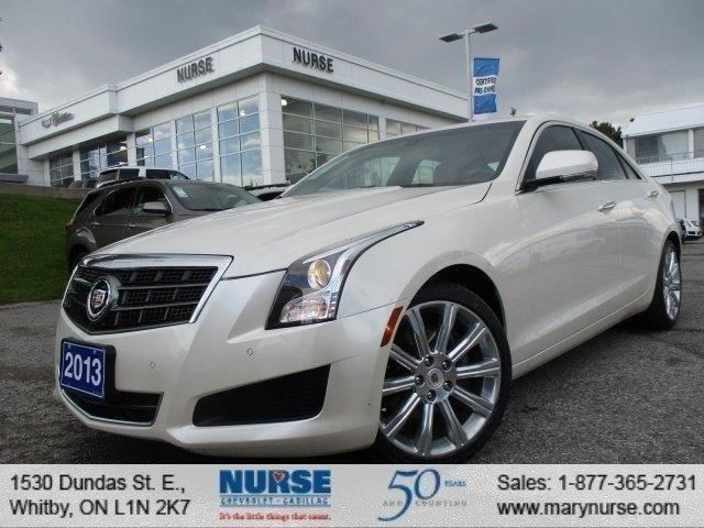 2013 CADILLAC ATS Luxury in Whitby, Ontario