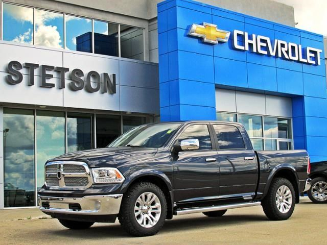 2016 Dodge RAM 1500 Longhorn in Drayton Valley, Alberta
