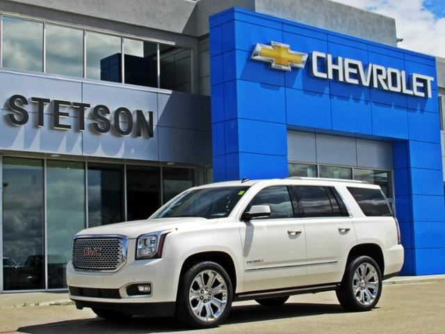 2015 GMC YUKON Denali in Drayton Valley, Alberta