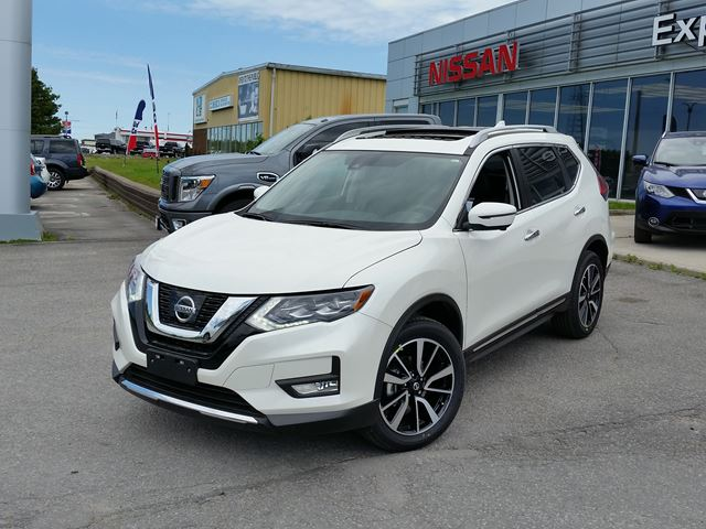 2017 nissan rogue sl platinum white experience nissan new car. Black Bedroom Furniture Sets. Home Design Ideas