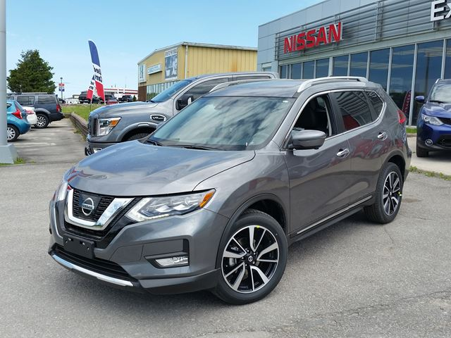 2017 nissan rogue sl platinum grey experience nissan new car. Black Bedroom Furniture Sets. Home Design Ideas