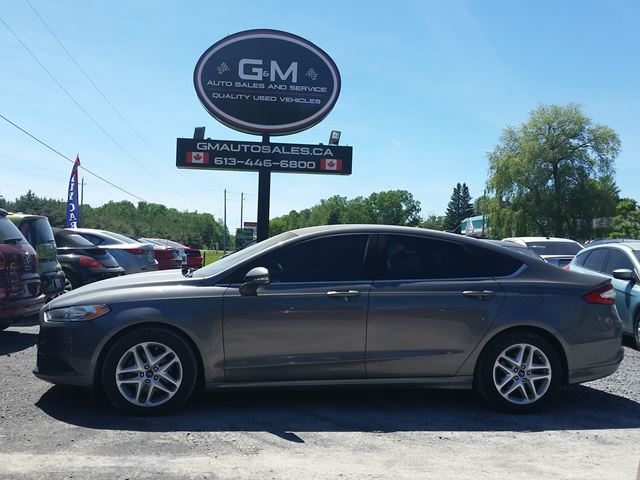 2013 Ford Fusion SE in Rockland, Ontario