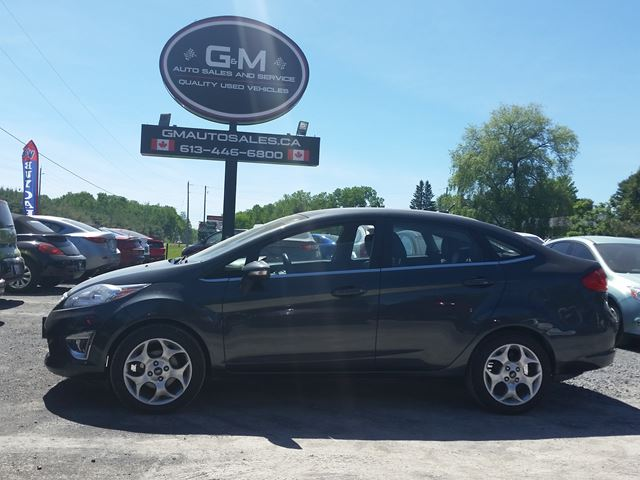 2011 Ford Fiesta SEL in Rockland, Ontario