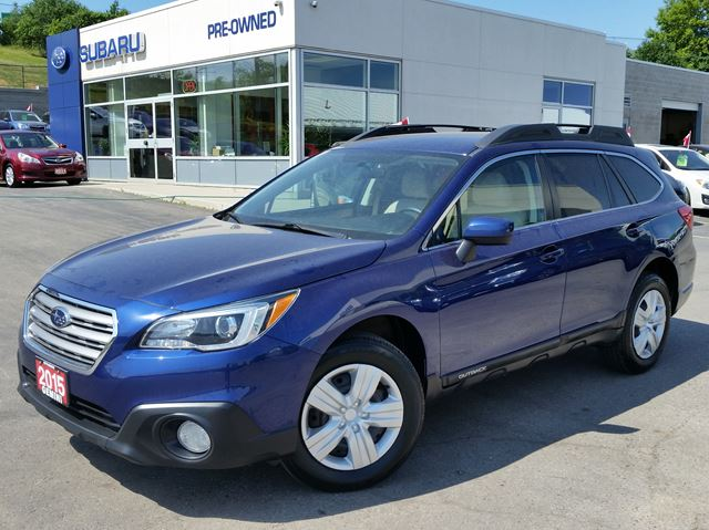 2015 SUBARU OUTBACK 2.5i in Kitchener, Ontario