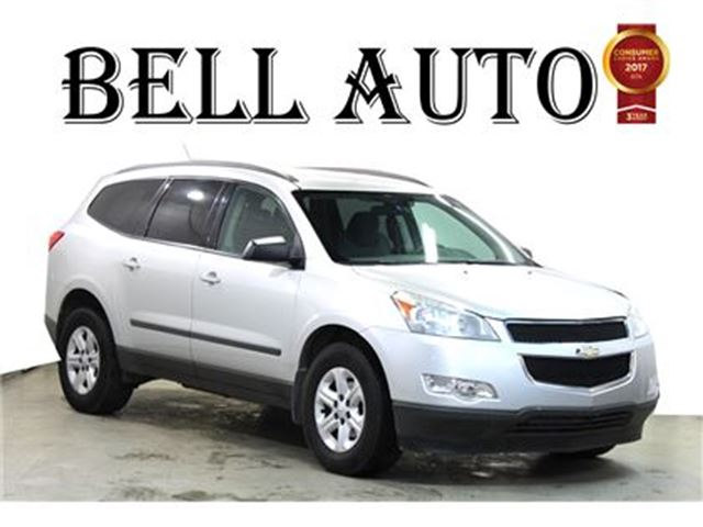 2011 Chevrolet Traverse 1LS 7PASSANGER POWER GROUP in Toronto, Ontario