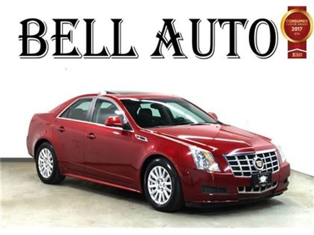 2013 Cadillac CTS AWD PANORAMIC ROOF NAVIGATION in Toronto, Ontario