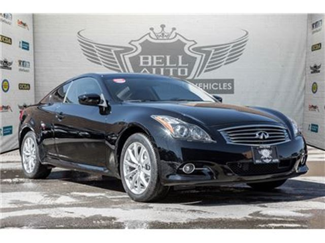 2013 Infiniti G37 x SPORT PKG NAVIGATION BACK UP CAMERA AWD LEATHER in Toronto, Ontario