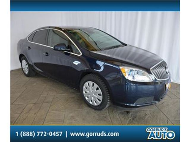 2015 BUICK VERANO BASE/ONLY 10547 KMS!! in Milton, Ontario