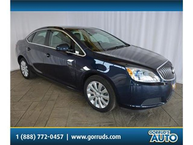 2016 BUICK VERANO CONVENIENCE 1/ONLY 15282 KMS/HEATED LEATHER/CAMERA in Milton, Ontario
