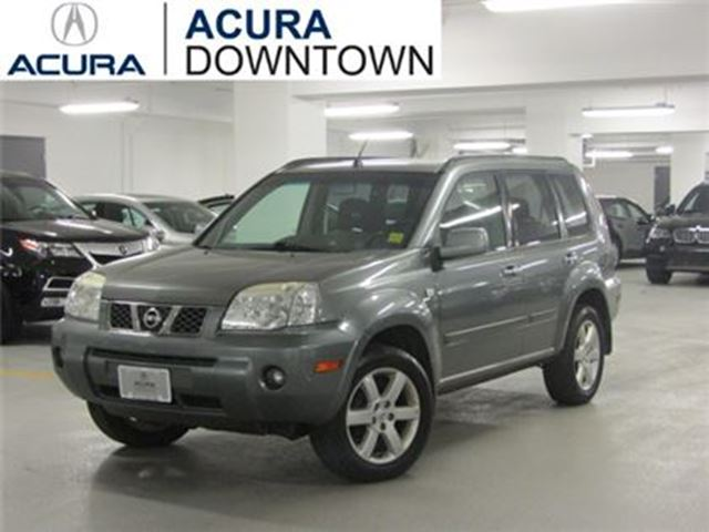 2006 Nissan X-Trail Bonavista/AWD/Heated Seats/Pano Roof/AS-IS in Toronto, Ontario