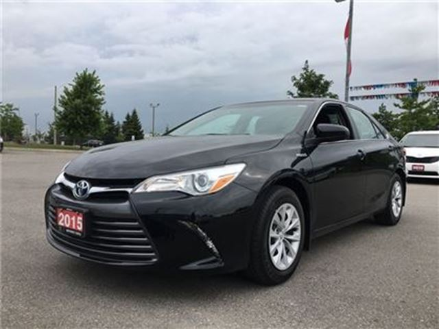 2015 toyota camry hybrid le fwd cpo brampton ontario car for sale 2805484. Black Bedroom Furniture Sets. Home Design Ideas