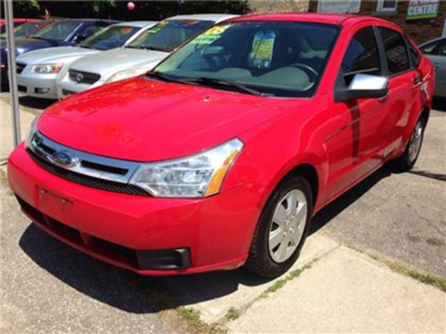 2008 FORD Focus SE in St Catharines, Ontario