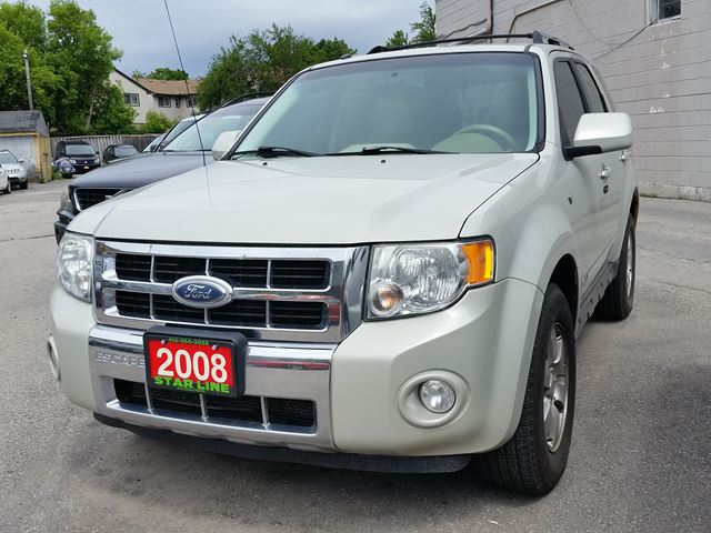 2008 Ford Escape Limited in Scarborough, Ontario
