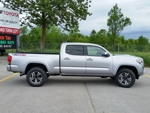 2017 toyota tacoma trd sport lindsay ontario car for sale 2805539. Black Bedroom Furniture Sets. Home Design Ideas