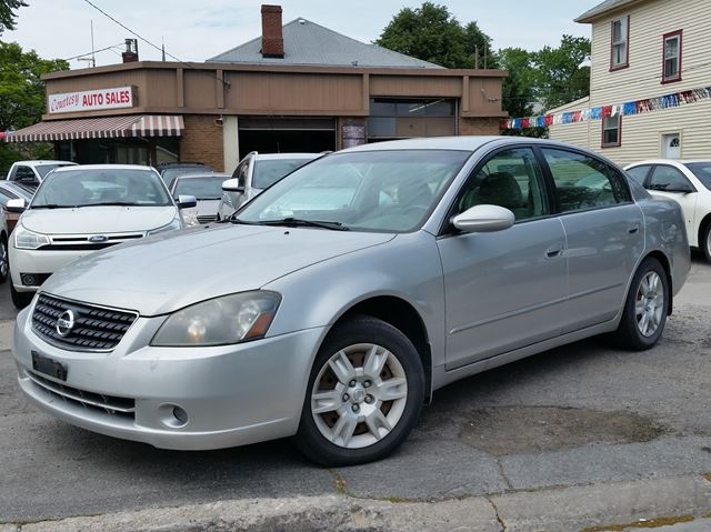 2005 NISSAN ALTIMA 2.5 S extra in St Catharines, Ontario
