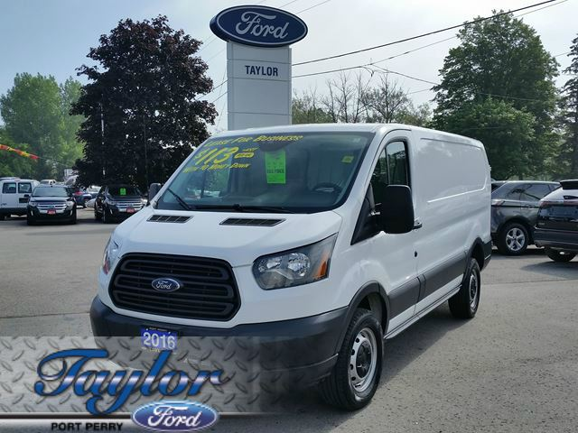 2016 Ford Transit Cargo Van *Low Roof* rear camera in Port Perry, Ontario