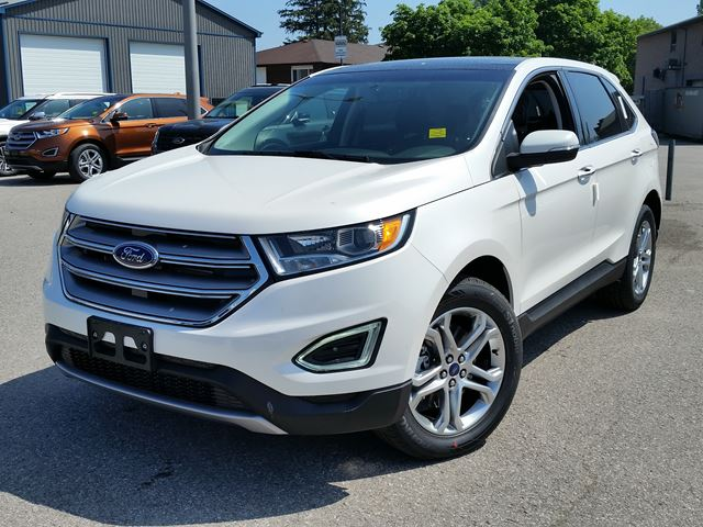 2017 Ford Edge Titanium in Port Perry, Ontario