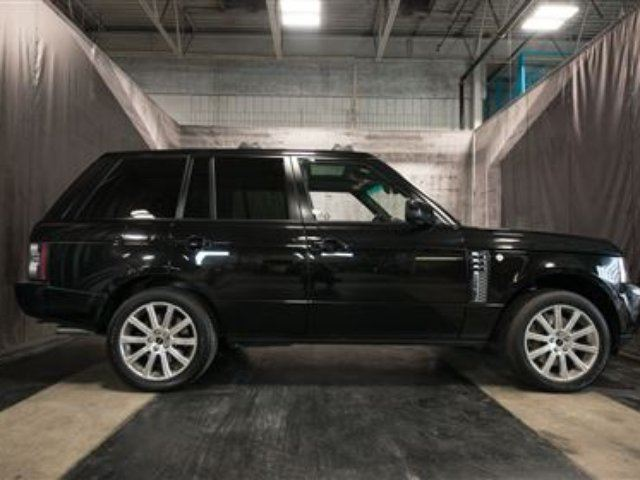 2012 LAND ROVER RANGE ROVER HSE SUPERCHARGED in Calgary, Alberta