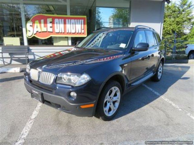 2010 BMW X3 xDrive30i in Vancouver, British Columbia