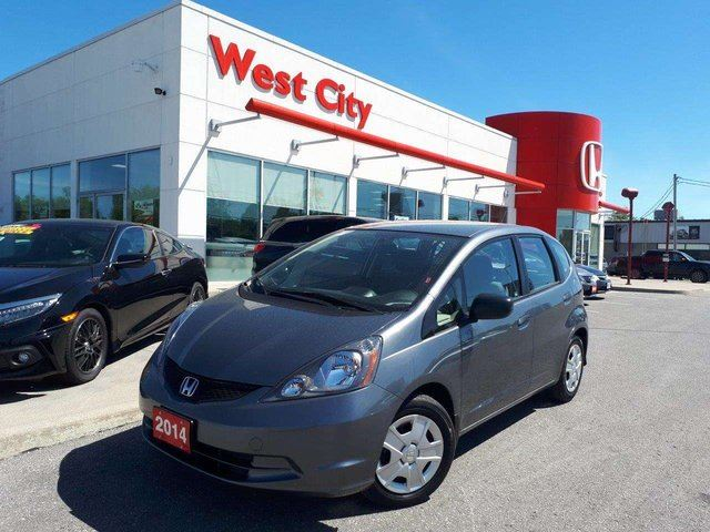 2014 Honda Fit DX-A, LOW KM,LOW PRICE! in Belleville, Ontario