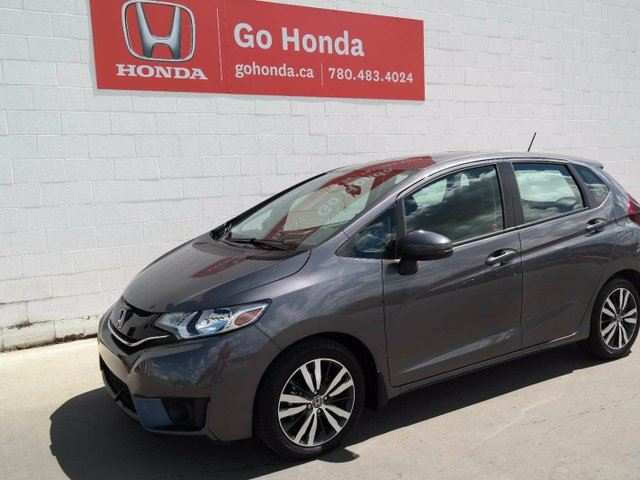 2016 Honda Fit EX in Edmonton, Alberta