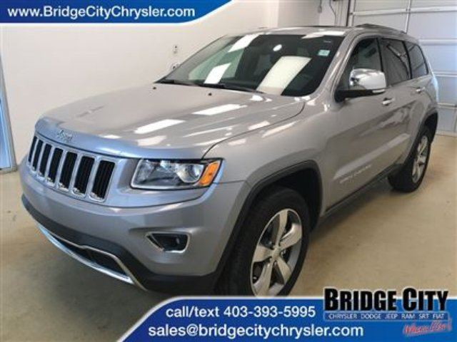 2016 Jeep Grand Cherokee Limited in Lethbridge, Alberta