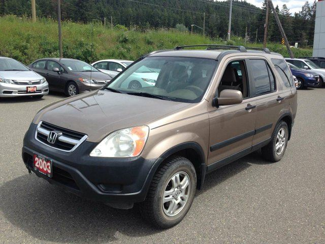 2003 HONDA CR-V EX in Williams Lake, British Columbia
