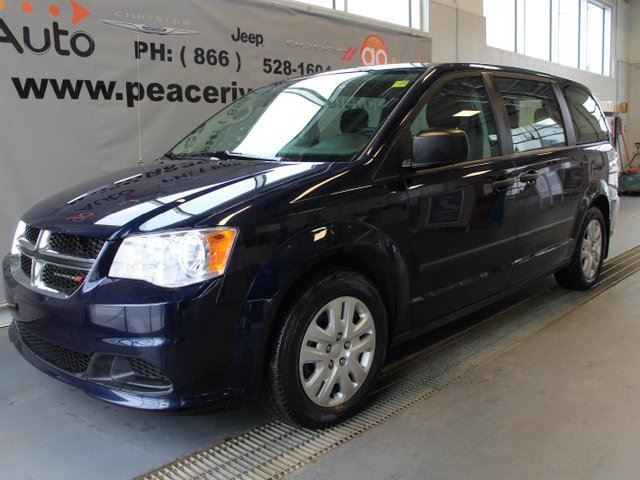 2016 DODGE Grand Caravan SE/SXT in Peace River, Alberta