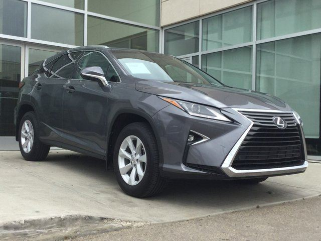 2016 LEXUS RX 350 AWD/BLIND SPOT/RCTA/BACK UP MONITOR HEATED AND COOLED SEATS in Edmonton, Alberta