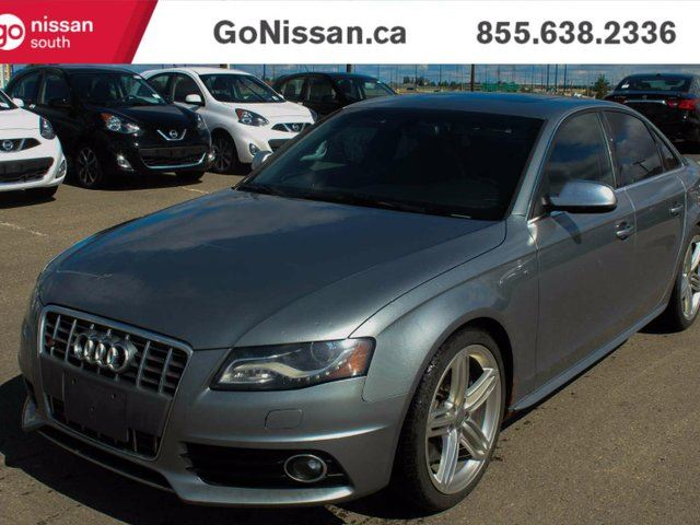 2011 AUDI S4 3.0 Premium 4dr All-wheel Drive quattro Sedan in Edmonton, Alberta
