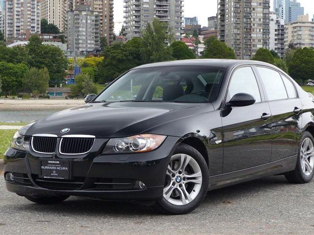 2008 BMW 3 SERIES 328 i Sedan in Vancouver, British Columbia