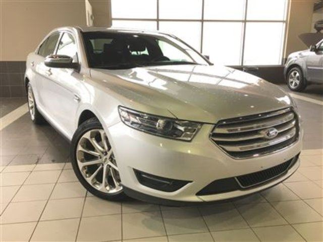 2015 FORD TAURUS Limited Remote Starter Keyless Ignition in Red Deer, Alberta