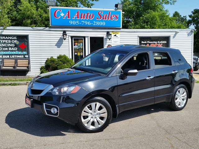 2011 Acura RDX CLEAN LITTLE SUV FINANCE FOR 3.99% ON OAC in Brampton, Ontario
