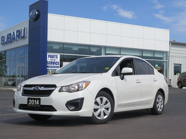 2014 SUBARU IMPREZA MANUAL 5 SPEED in Stratford, Ontario