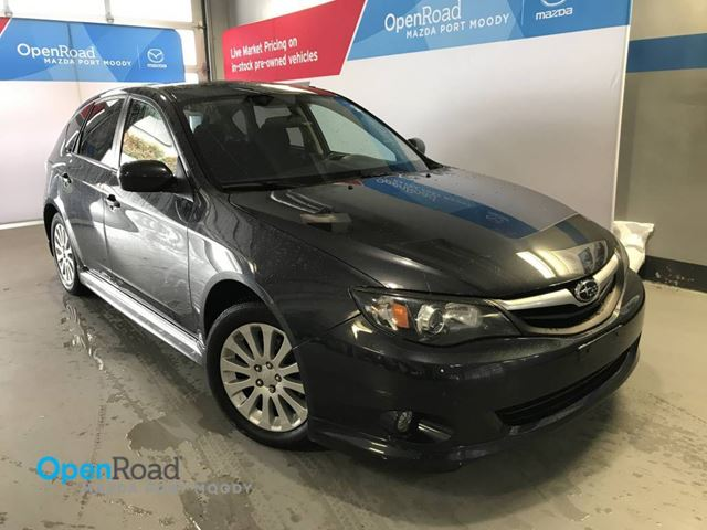 2010 SUBARU IMPREZA 2.5i HB A/T AWD Low Kms Local One Owner Sunroof in Port Moody, British Columbia