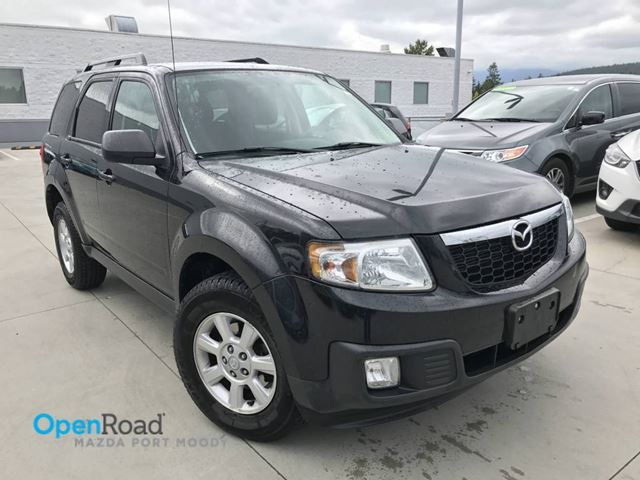 2011 MAZDA TRIBUTE GX A/T 4WD Local AC Cruise Control TCS ABS Powe in Port Moody, British Columbia