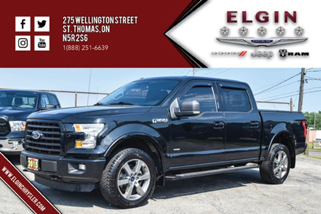 2015 FORD F-150 XL in St Thomas, Ontario