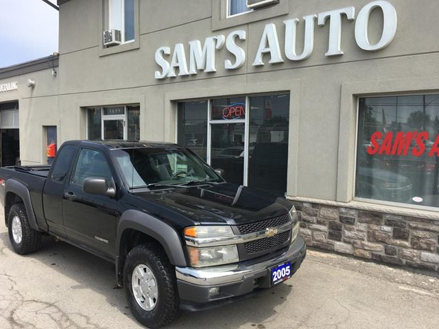 2005 Chevrolet Colorado Z71 in Hamilton, Ontario