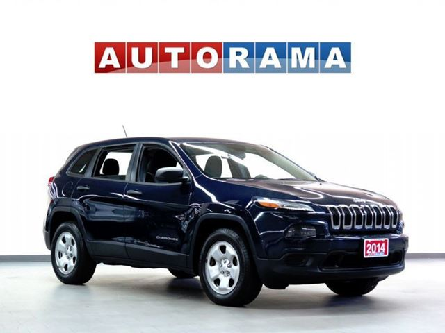 2014 Jeep Cherokee SPORT 4X4 in North York, Ontario