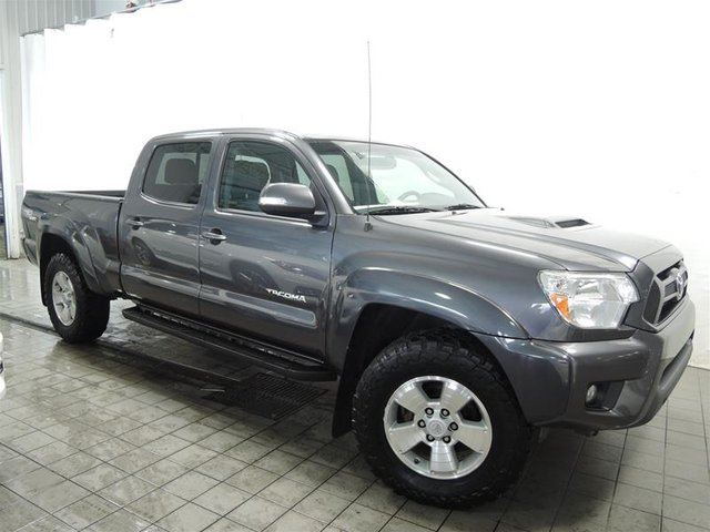 2013 Toyota Tacoma 4x4 Dbl Cab V6 5A in Mirabel, Quebec