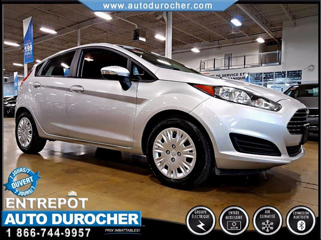 2014 Ford Fiesta SE - AUTOMATIQUE - AIR CLIMATISn++ in Laval, Quebec