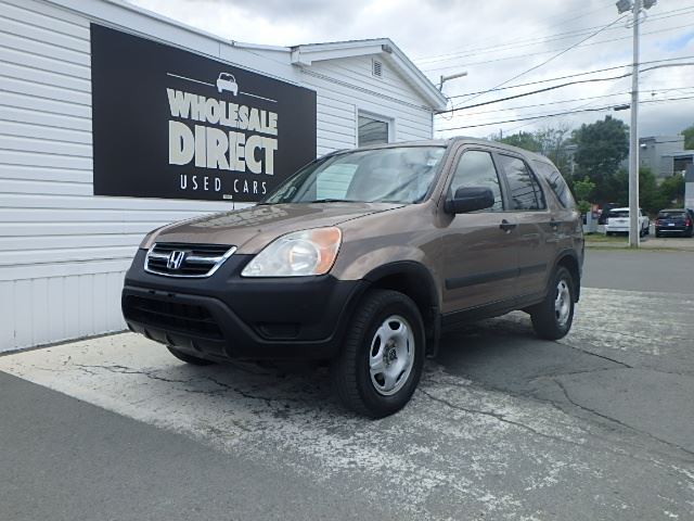 2002 Honda CR-V SUV AWD in Halifax, Nova Scotia
